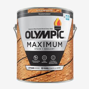 MAXIMUM<sup>®</sup>Stain + Sealant in One Toner