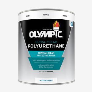 Ultra-Clear Polyurethane